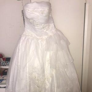 Dresses & Skirts - Quincenera/ Debut/ Wedding dress